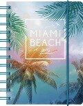 BRUNNEN Schülerkalender 2018/19 Miami -