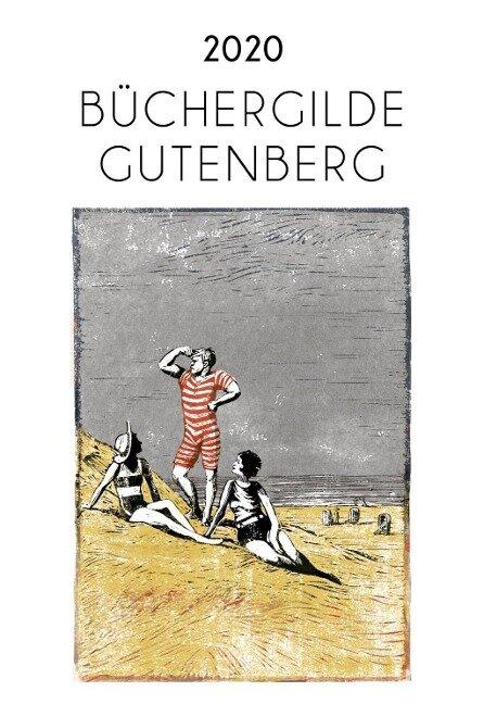 Büchergilde Gutenberg Kalender 2020