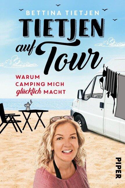 Tietjen auf Tour - Bettina Tietjen