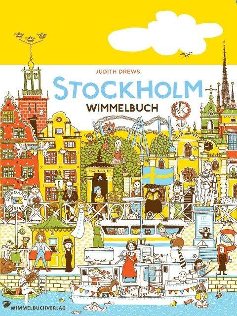 Stockholm Wimmelbuch -