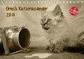 Oma's Katzenkalender 2018 (Tischkalender 2018 DIN A5 quer) Dieser erfolgreiche Kalender wurde dieses Jahr mit gleichen Bildern und aktualisiertem Kalendarium wiederveröffentlicht. - Sylvia Säume