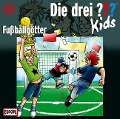 Die drei ??? Kids 42. Fußballgötter (drei Fragezeichen) CD -