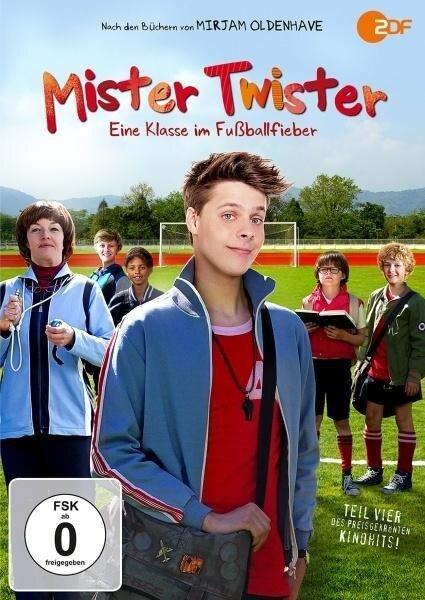 Mister Twister - Eine Klasse im Fußballfieber -