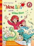 Hexe Lilli und die wilden Dinos - Knister