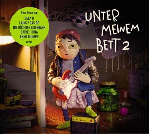 Unter meinem Bett 2 (CD) -
