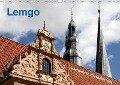 Lemgo (Wandkalender 2018 DIN A3 quer) - Martina Berg