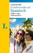 Schnell mitreden auf Spanisch - Christina Sanchez