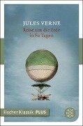 Reise um die Erde in 80 Tagen - Jules Verne