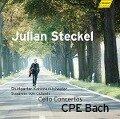 Cellokonzerte Wq 170-172 - Julian/Gutzeit Steckel