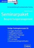 Seminarpaket Besprechungsmanagement - Hartmut Laufer