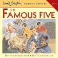 The Famous Five. Five on Treasure Island / Five on a Secret Trail - Enid Blyton