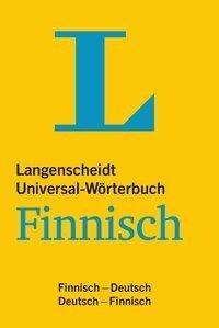 Langenscheidt Universal-Wörterbuch Finnisch - mit Kurzgrammatik des Finnischen -
