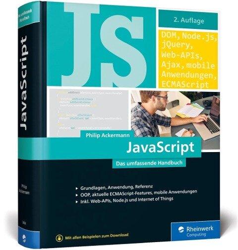 JavaScript - Philip Ackermann