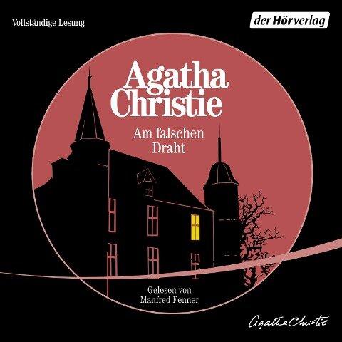 Am falschen Draht - Agatha Christie