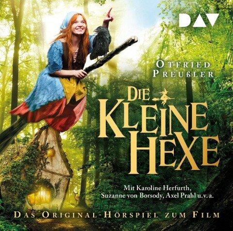Die kleine Hexe - Das Original-Hörspiel zum Film - Otfried Preußler