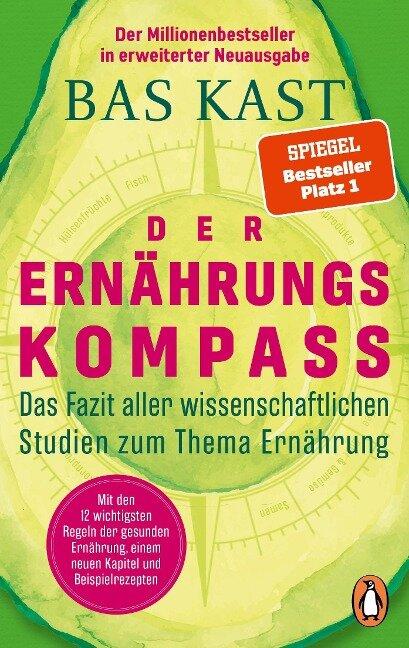 Der Ernährungskompass - Bas Kast
