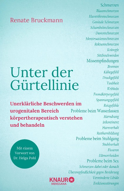 Unter der Gürtellinie - Renate Bruckmann