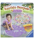 Outdoor Mandala-Designer Fantasy Horses Outdoor -