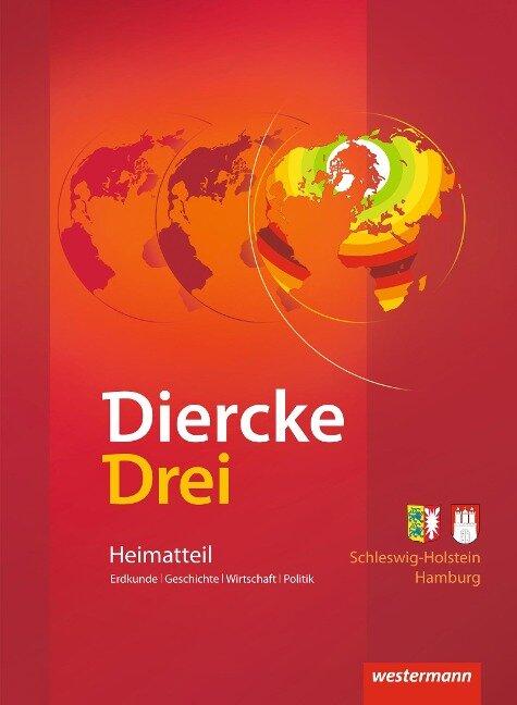 Diercke Drei - aktuelle Ausgabe -