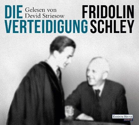 Die Verteidigung - Fridolin Schley