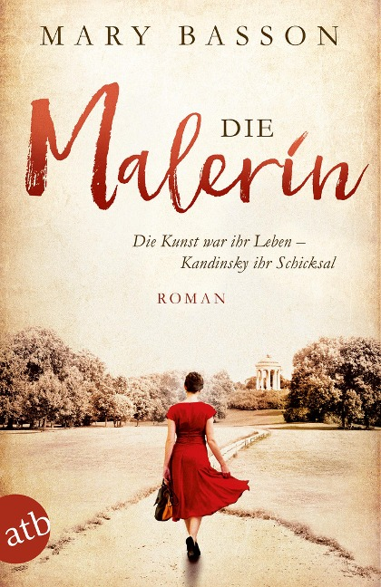 Die Malerin - Mary Basson