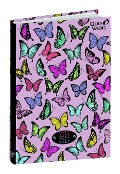 Butterfly Schülerkalender 2017/2018 -