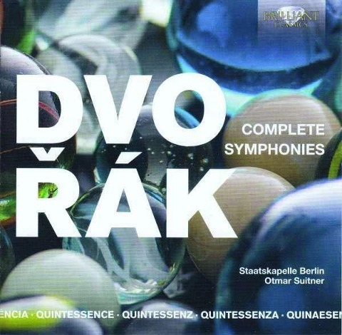 Dvorak:Complete Symphonies(QU) - Antonin Dvorak