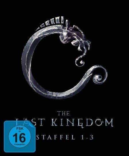 The Last Kingdom - Staffel 1-3. 13 DVDs - Harry McEntire