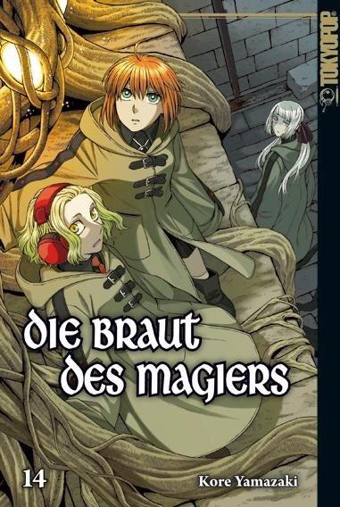 Die Braut des Magiers 14 - Kore Yamazaki
