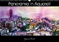 Panorama in Aquarell (Wandkalender 2018 DIN A3 quer) - Johann Pickl