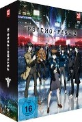 Psycho Pass - 2. Staffel - Box 1 + Sammelschuber (Limited Edition) -