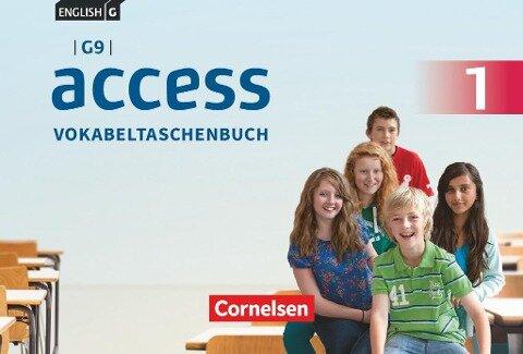 Band 1: 5. Schuljahr - Vokabeltaschenbuch -