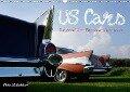 US Cars Legendäre Strassenkreuzer (Wandkalender 2017 DIN A3 quer) - Uli Landsherr