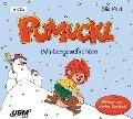 Pumuckl Wintergeschichten (2 Audio-CDs) (Der Wollpullover; Pumuckl und der erste Schnee; Das Weihnachtsgeschenk; Pumuckl und der Nikolaus) - Ellis Kaut
