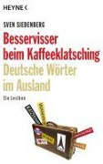 Besservisser beim Kaffeeklatsching - Sven Siedenberg