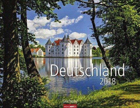 Deutschland - Kalender 2018