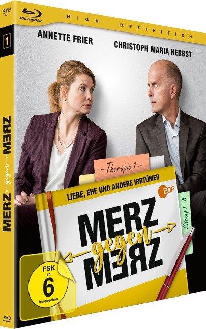 Merz gegen Merz - Staffel 1 - Blu-ray -