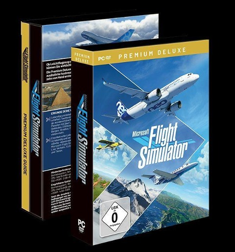 Microsoft Flight Simulator Premium Edition -