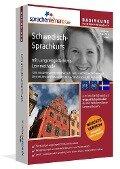 Sprachenlernen24.de Schwedisch-Basis-Sprachkurs. PC CD-ROM für Windows/Linux/Mac OS X + MP3-Audio-CD für Computer /MP3-Player /MP3-fähigen CD-Player -