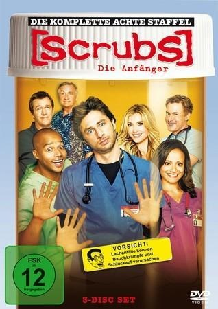Scrubs: Die Anfänger - Die komplette achte Staffel - Bill Lawrence