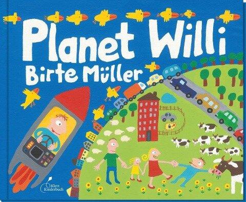 Planet Willi - Birte Müller
