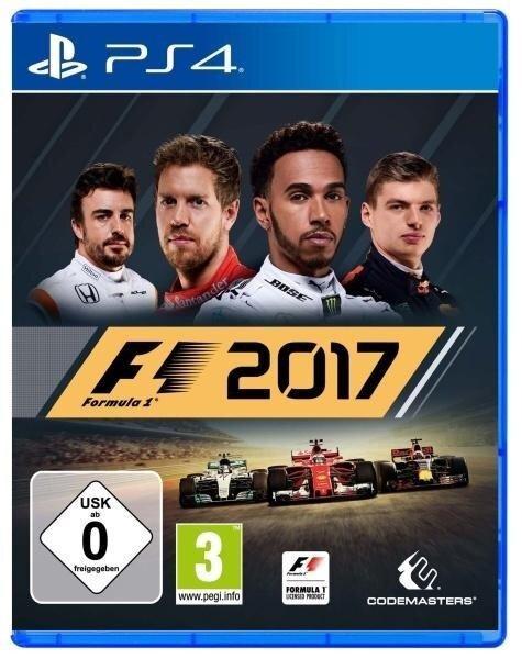 F1 2017 (PlayStation PS4) -