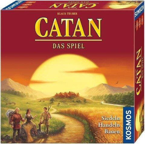 Catan - Das Spiel - Klaus Teuber