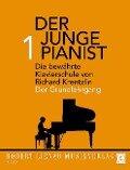 Der junge Pianist 1 - Richard Krentzlin