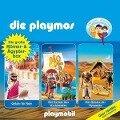 Die Playmos - Box Römer + Ägypter -