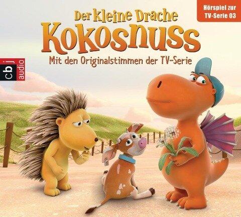 Der Kleine Drache Kokosnuss - Hörspiel zur TV-Serie 03 - Ingo Siegner