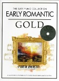 THE EASY PIANO COLLECTION EARLY ROMANTIC GOLD EASY PIANO BOOK/CD -