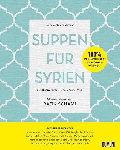 Suppen für Syrien - Barbara Abdeni Massaad