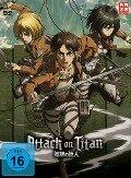 Attack on Titan - DVD 4 - LE Digipack ohne Aufnäh. -