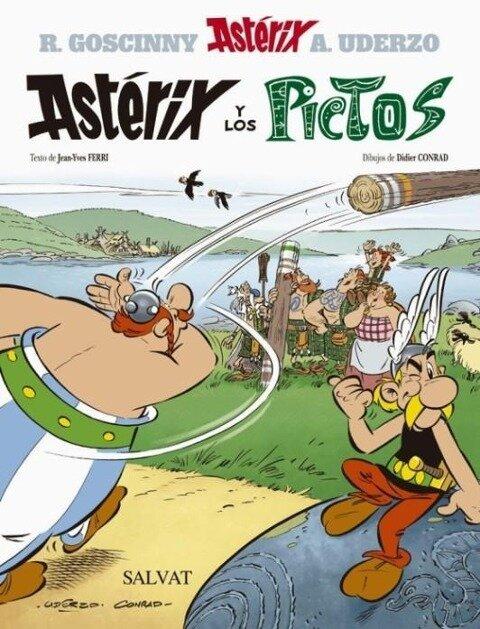 Asterix 35. Asterix y los pictos - Jean-Yves Ferri